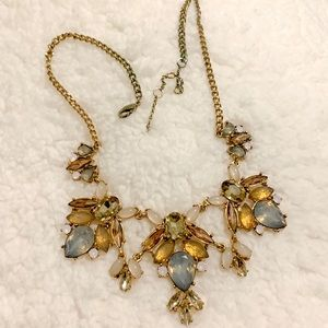 BaubleBar Multi-Colored Statement Necklace